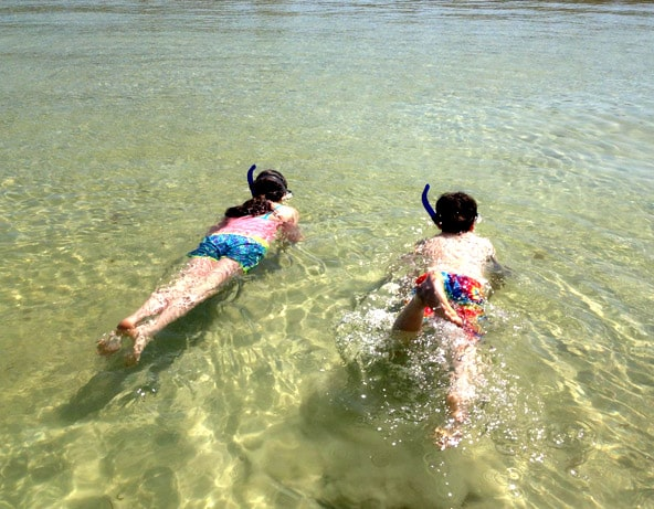 Snorkeling - 01
